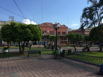 Downtown Tampico